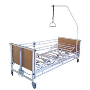demountable bed