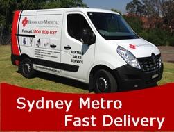 deliver to sydney metro