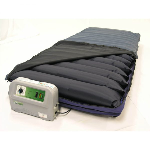 Amber mattress and pump