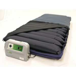 Amber alternating mattress and pump