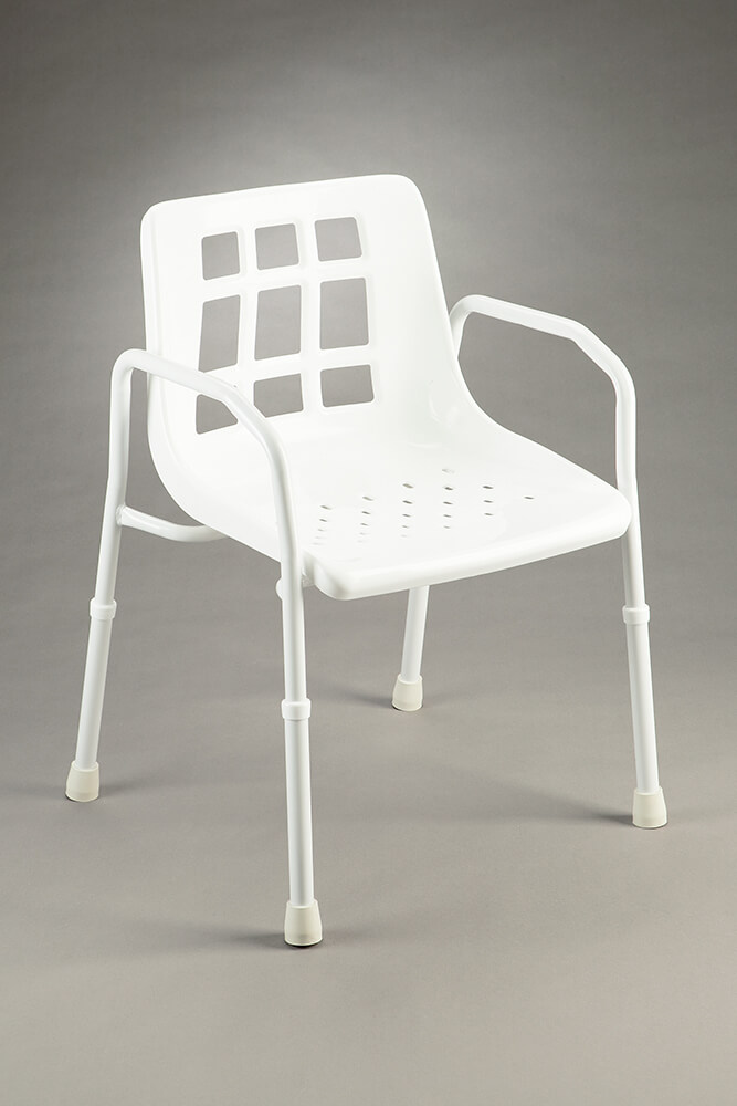 Shower Chair Extra Wide 135kgs