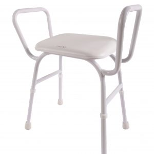 Shower stool with arms no back rent, hire or for sale in Sydney NSW