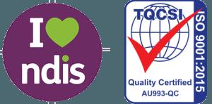 NDIS logo's