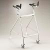 forearm walker with 2 wheels