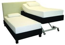 Icare bed split